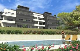 Cheap new homes for sale in Roquebrune - Cap Martin. Modern apartment in a new residential complex with a swimming pool Roquebrune Cap-Martin Côte d'Azur, France