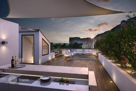 2 bedroom apartments for sale in Monaco. Penthouse 3 Room