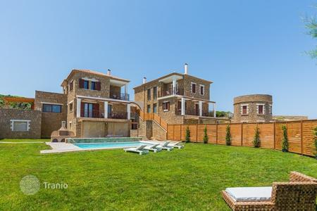 Coastal residential for rent in Zakinthos. Villa – Zakinthos, Administration of the Peloponnese, Western Greece and the Ionian Islands, Greece