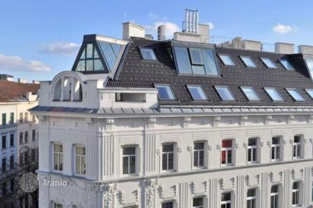 Apartments for sale in Vienna. Penthouse with roof terrace and panoramic views over Vienna