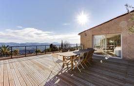 Property for sale in Speracedes. Villa with private a garden, a pool and panoramic sea views, Sparedes, France