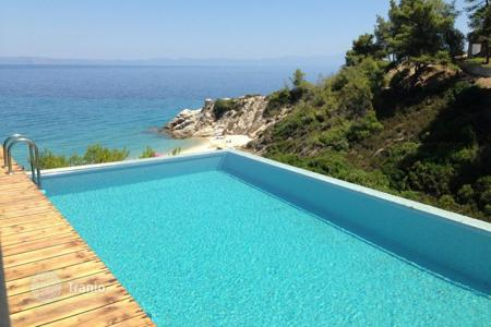 Luxury houses with pools for sale in Greece. Villa – Sithonia, Administration of Macedonia and Thrace, Greece