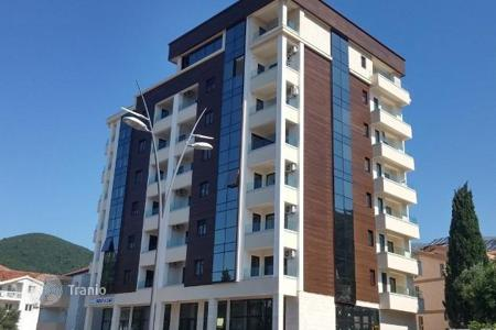 Coastal apartments for sale overseas. Guaranteed rental income! The apartment is in a new building in the center of Budva, 250 meters from the sea