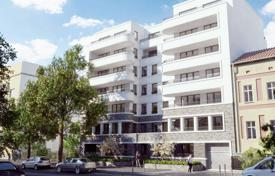 Modern two-bedroom apartment with a terrace and garden views in a new residential complex, near the park, Wilmersdorf, Berlin, Germany for 675,000 €