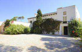 Spacious villa with a private garden, terraces, a garage and sea views, Cala Ratjada, Spain for 4,000,000 €
