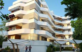 3 bedroom apartments by the sea for sale in Germasogeia. New home – Germasogeia, Limassol, Cyprus