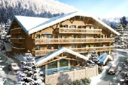 Cheap apartments with pools for sale in Auvergne-Rhône-Alpes. Apartment – Chatel, Auvergne-Rhône-Alpes, France