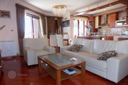 Coastal property for sale in Ičići. Furnished duplex apartment overlooking the sea, Icici, Croatia