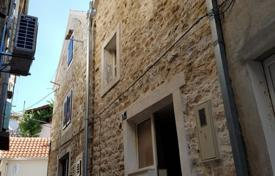 Coastal houses for sale in Kastela. Stone villa with a balcony, Kastela, Croatia