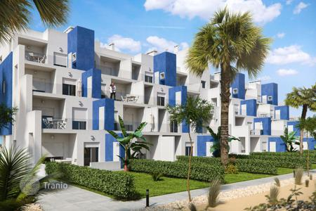 Cheap new homes for sale in Spain. Apartments in a new building next to the golf course