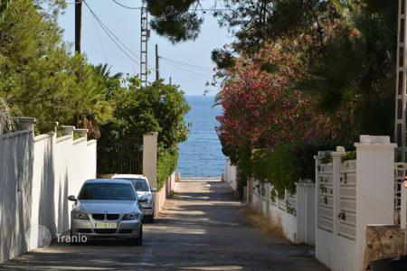 Development land for sale in Europe. Plot with sea view, 200 meters from the sea, in Denia, Spain