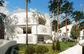 4 bedroom apartments for sale in Latvia. Luxury apartments in the center of Jurmala from the legendary architect Karim Rashid