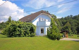 Property for sale in Radovljica. This is a lovely, 4/5 bedroom house just 10 minutes outside of Bled in a rural country setting
