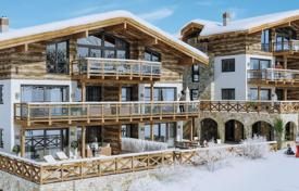 New homes for sale in Salzburg. Splendid apartments with the terrific views of the glacier in Kaprun