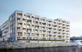 Property for sale in Central Europe. Studio apartment in a new complex on the promenade, Mitte, Berlin, Germany