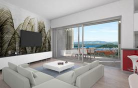 Apartments for sale in Murter. Two new flats with terraces in a comfortable residence with a pool and a garden, Murter, Šibensko-Knin County, Croatia
