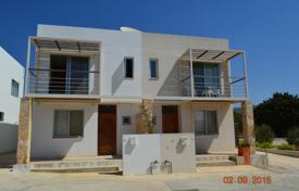 Cheap townhouses for sale in Cyprus. 2 Bedroom Semi-Detached Villa — Tremithousa