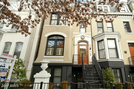 1 bedroom houses for sale in North America. Townhome – Washington, District of Columbia, USA