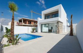 3 bedroom houses for sale in Murcia. Detached villa with private pool in San Pedro del Pinatar