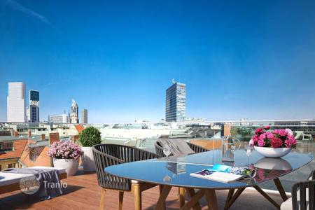 1 bedroom apartments for sale in Berlin. Loft with roof terrace in a historic building, 300 meters from the Kurfürstendamm, Charlottenburg, Berlin