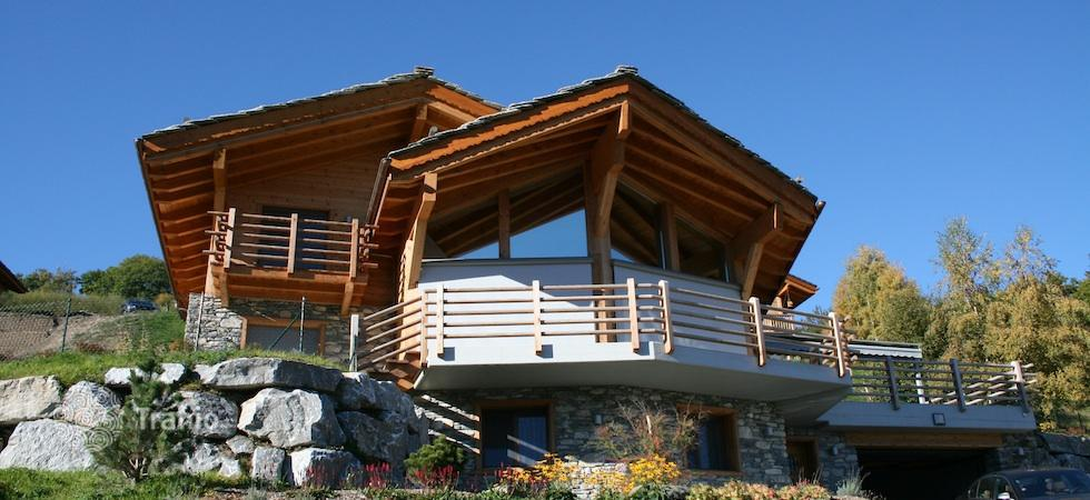 Listing 1427589 in leytron valais switzerland chalet for Swiss chalets for sale