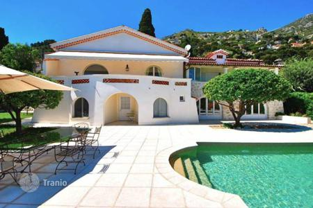 3 bedroom houses for sale in Provence - Alpes - Cote d'Azur. Charming villa with sea view in Eze on the Cote d'-Azur, France