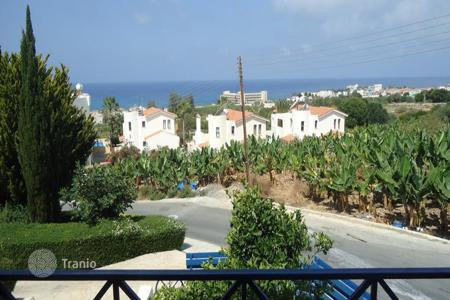 Cheap 2 bedroom houses for sale in Cyprus. Too bedroom maisonette with sea view