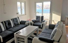 Coastal apartments for sale in Split-Dalmatia County. Comfortable apartment with a garage, loggias and a sea view, Ciovo, Croatia