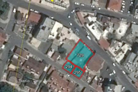 Development land for sale in Larnaca (city). Building Plot