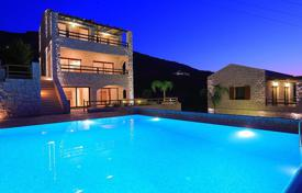 4 bedroom houses for sale in Crete. Villa – Ligaria, Crete, Greece