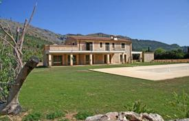 Luxury 6 bedroom houses for sale in Majorca (Mallorca). Villa – Pollença, Balearic Islands, Spain