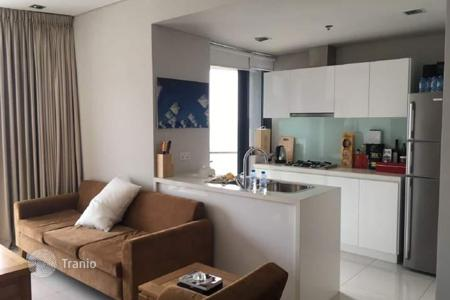 Commercial property for sale in Southeast Asia. Two-bedroom furnished apartment in a new residential complex in Ho Chi Minh City, Vietnam
