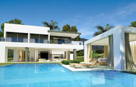 Exclusive new villa 200 m from the beach, Golden Mile, Marbella, Spain for 2,850,000 €