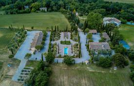 5 bedroom houses for sale in Gerona (city). Beautiful estate with several buildings, a pool, a garden and stables, Vilaur, Spain