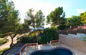 6 bedroom houses for sale in Majorca (Mallorca). Villa – Costa de la Calma, Balearic Islands, Spain