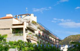 Property for sale in Costa Blanca. Hotel with parking, two restaurants, swimming pool and panoramic Mediterranean sea view, Alicante, Spain