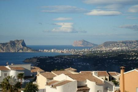 Coastal property for sale in Cumbre. Villa of 3 bedrooms in Benitachell