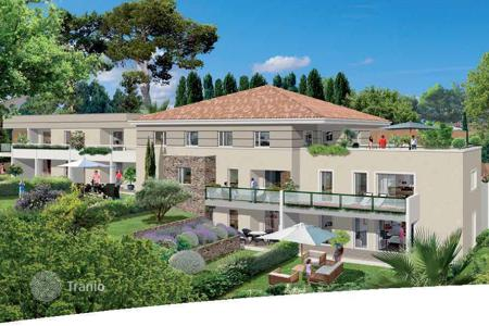 Cheap 3 bedroom apartments for sale in Côte d'Azur (French Riviera). 2-bedroom flat in La Garde, near Toulon