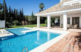 6 bedroom villas and houses to rent in Andalusia. Villa – Malaga, Andalusia, Spain