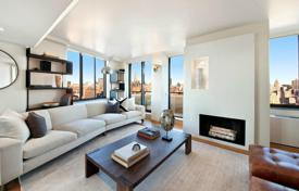 luxury apartments for sale in manhattan penthouse overlooking the statue of liberty and the brooklyn