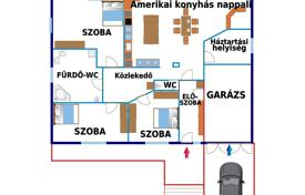 Houses for sale in Kulcs. Detached house – Kulcs, Fejer, Hungary