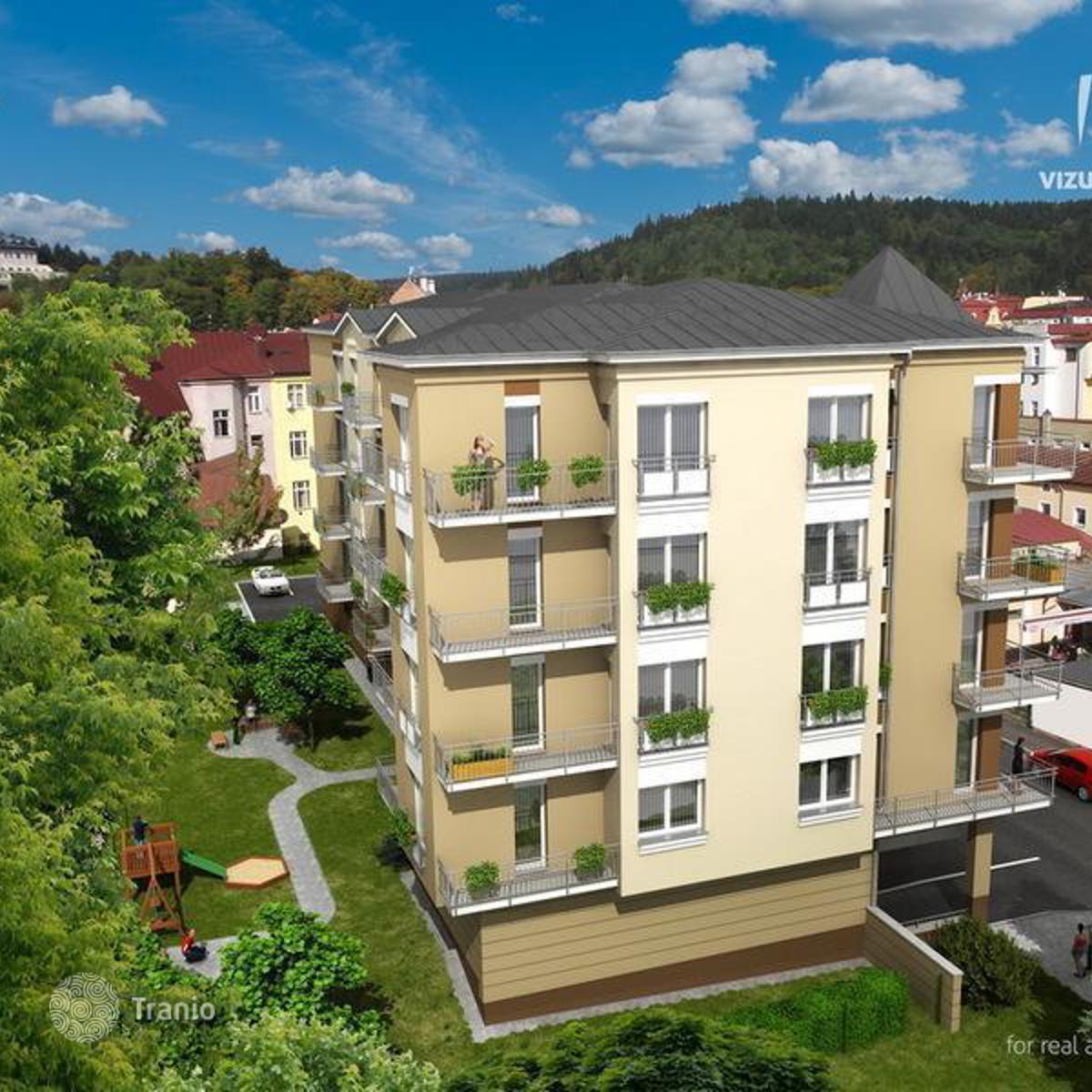 Marianske Lazne Czech Republic  city photos gallery : Apartment Marianske Lazne, Karlovy Vary Region, Czech Republic ...