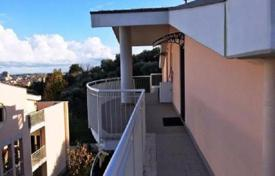 Apartments for sale in Abruzzo. Duplex apartment with terrace and panoramic views of the sea in Montesilvano, Italy