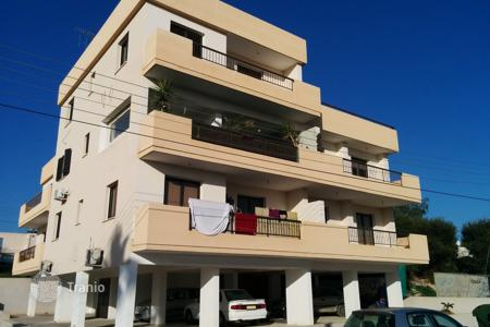 Cheap 1 bedroom apartments for sale in Larnaca (city). One Bedroom Spacious Apartment with Title Deed