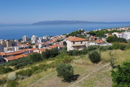 Development land for sale in Croatia. Buliding land in Makarska