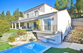 Cheap 3 bedroom houses for sale overseas. Villa – Vence, Côte d'Azur (French Riviera), France