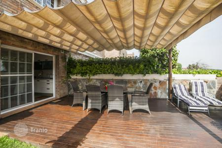 Townhouses for sale in Alella. Terraced house - Alella, Catalonia, Spain