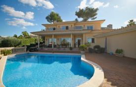 Luxury 4 bedroom houses for sale in Balearic Islands. Villa – Santa Ponsa, Balearic Islands, Spain