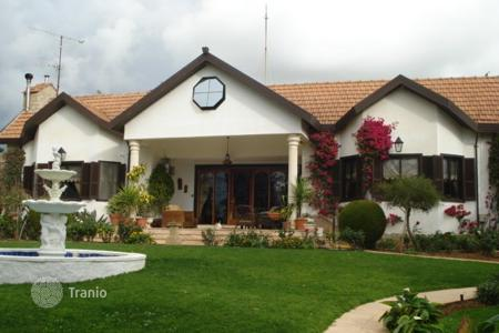Luxury 5 bedroom houses for sale in Pareklisia. Five Bedroom Detached Villa With Sea View