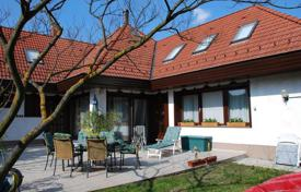 Original house with a terrace, a dental office and a garden, near the lake, Hévíz, Zala, Hungary for 438,000 $